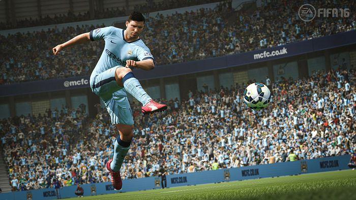 Official FIFA 16 Key + FUT Standard Gold Packs