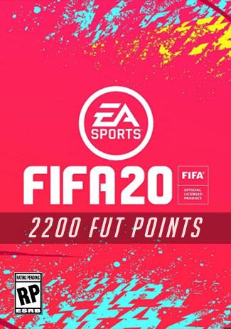 FIFA 20 2200 FUT Points (PC)