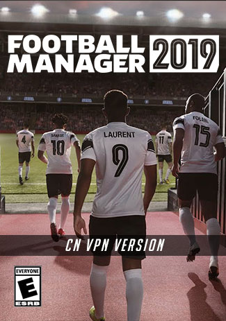 Official Football Manager 2019 (PC/Mac/CN)