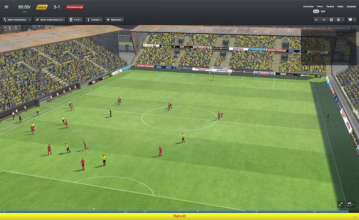 Official Football Manager 2016 (PC)