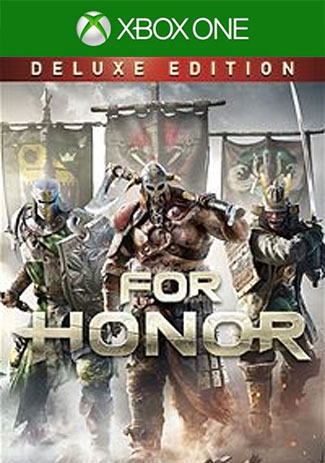 For Honor Deluxe Edition (Xbox One Download Code)