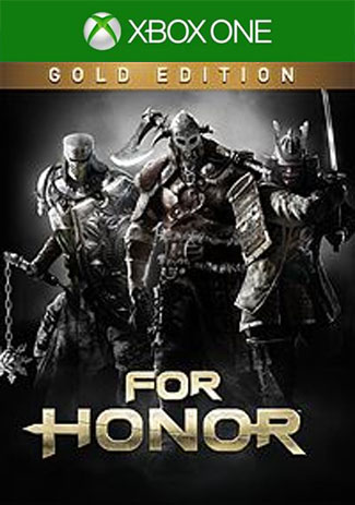 For Honor Gold Edition (Xbox One Download Code)