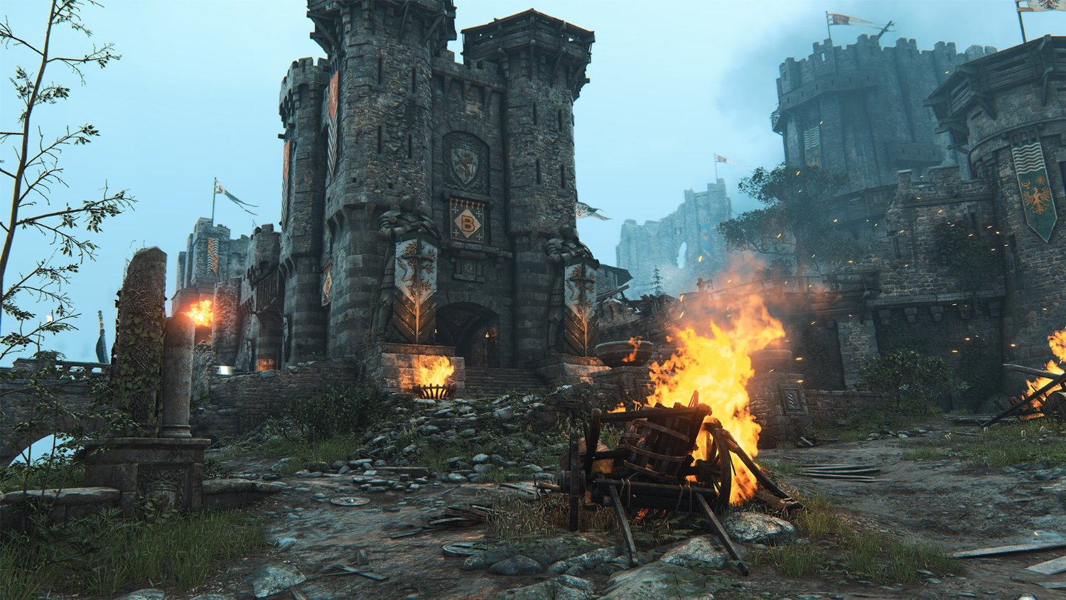Official For Honor (PC)