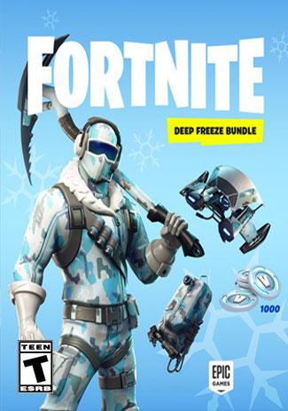 Fortnite Deep Freeze Bundle (PC)