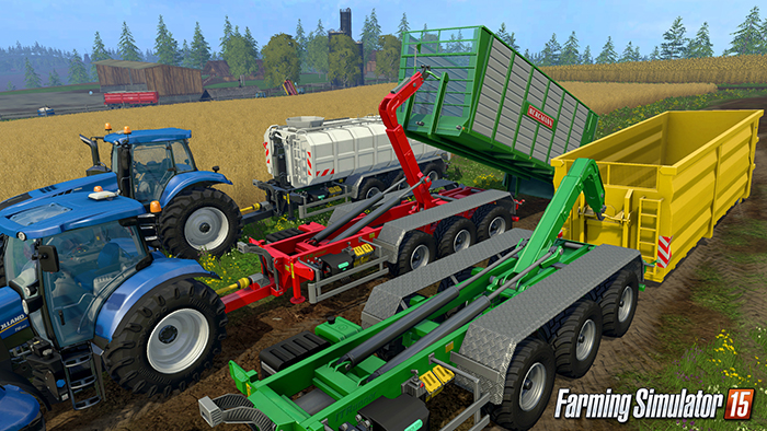 Official Farming Simulator 15 - ITRunner DLC (PC)