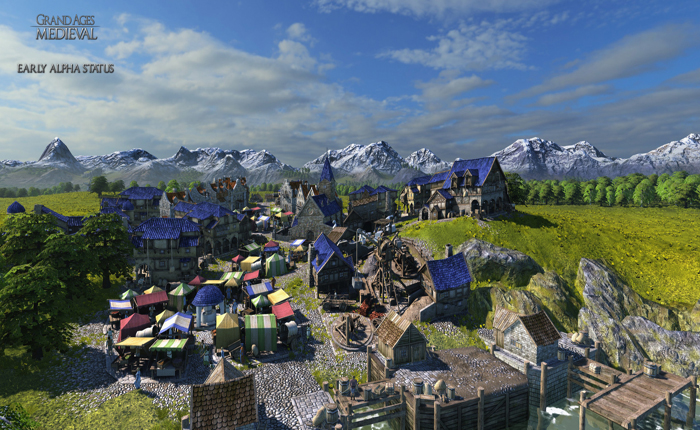 Official Grand Ages: Medieval (PC)