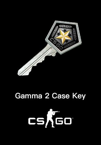 CSGO Gamma 2 Case Key