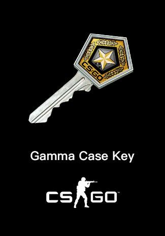 CSGO Gamma Case Key