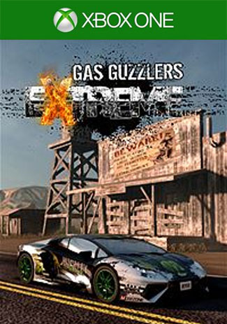 Official XBOX EU Gas Guzzlers Extreme(Xbox One Download Code/EU)