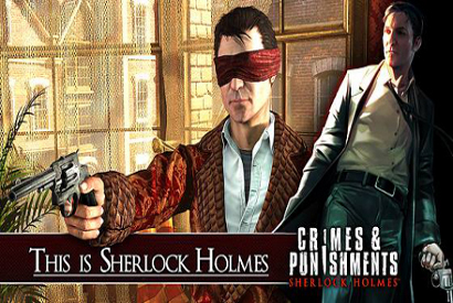 Official Sherlock Holmes: Crimes and Punishments (PC)