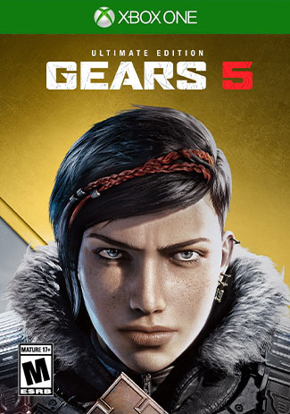 Official Gears 5 Ultimate Edition (Xbox One Download Code)