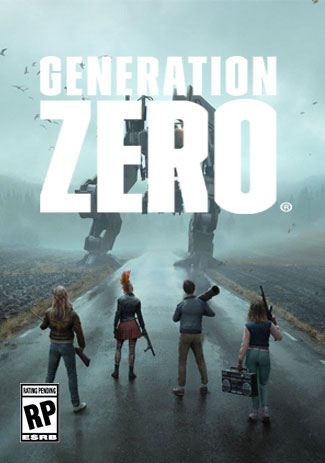 Generation Zero (PC/EU)