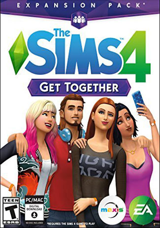 Official The Sims 4: Get Together (DLC)
