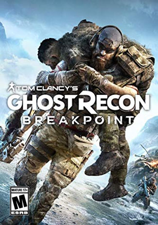 Official Tom Clancy's Ghost Recon Breakpoint  (PC/EU)
