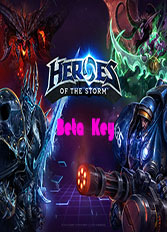 Official Heroes of the Storm - Beta Key  (PC)