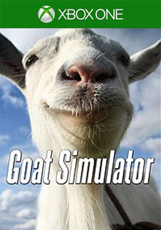 Official Xbox One Goat Simulator (Xbox One Download Code/US)