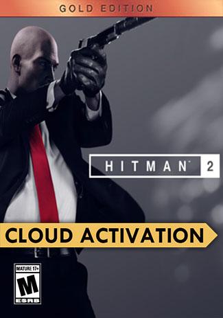 HITMAN 2 - Gold Edition (PC/Cloud Activation)