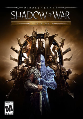 Official Middle-earth: Shadow of War - Gold Edition (PC)