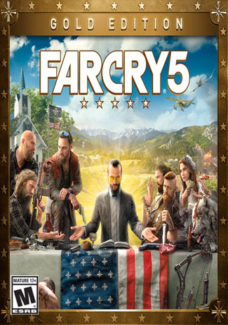 Far Cry 5 - Gold Edition (PC/EU)