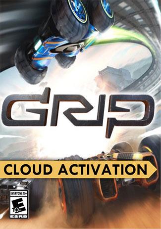 GRIP: Combat Racing (PC/Cloud Activation)