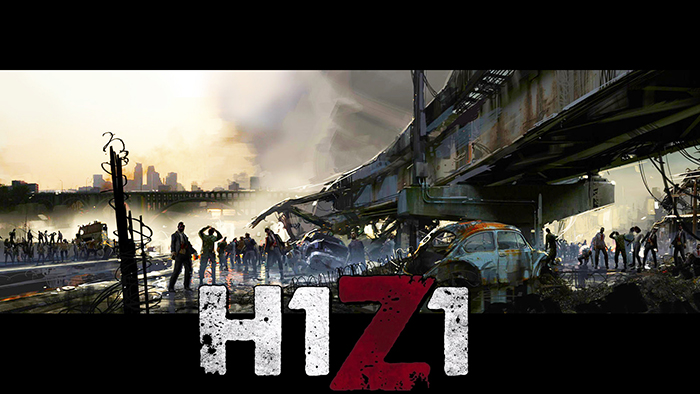 Official H1Z1 Premium Edition
