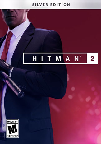 Official HITMAN 2 - Silver Edition (PC)