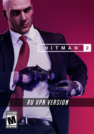 Official HITMAN 2 (PC/RU)