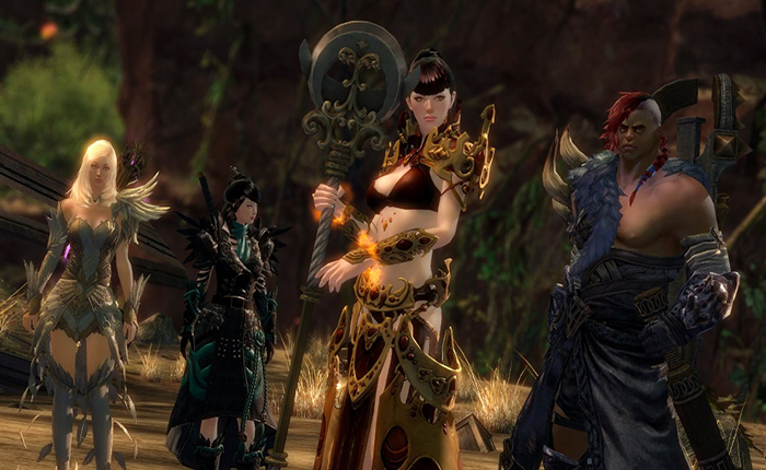 Guild Wars 2 Heart of Thorns Deluxe - EU Version (PC) фото