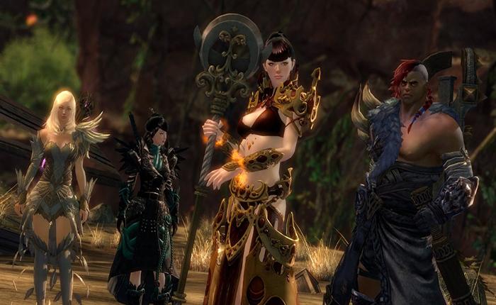 Official Guild Wars 2 Heart of Thorns Standard (EU)