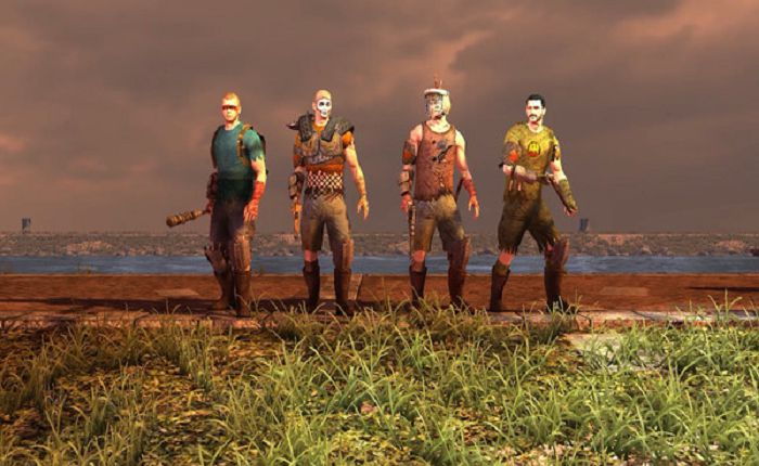Official How to Survive 2 (PC)