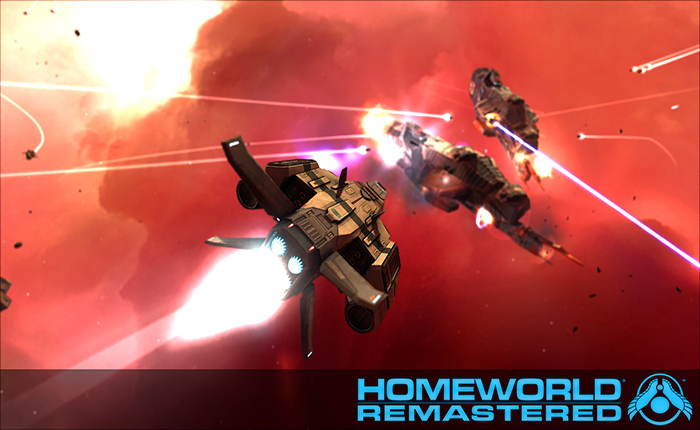 Official Homeworld Remastered Collection WorldWide(PC)