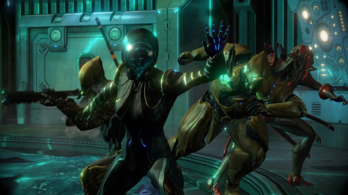 Official Warframe: Initiate Pack