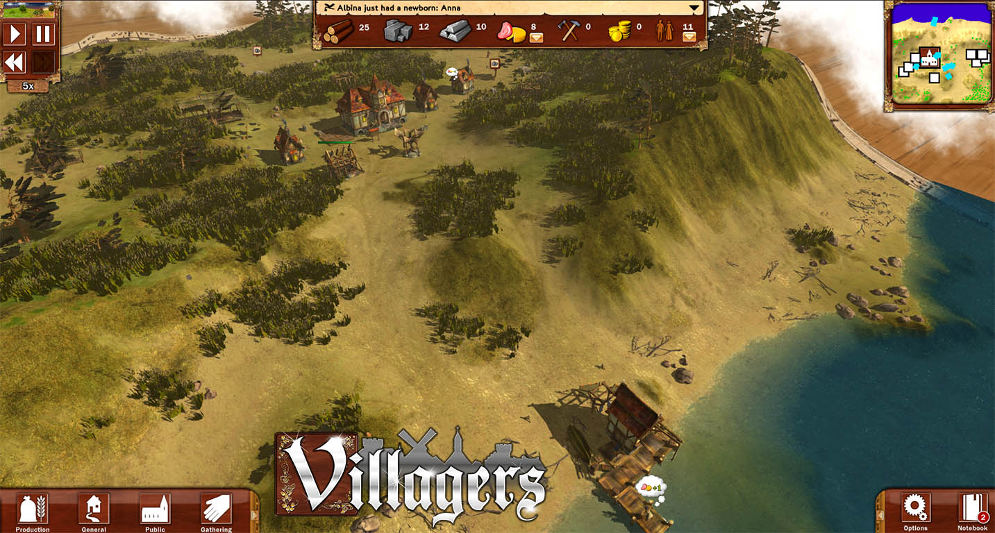 Official Villagers (PC)