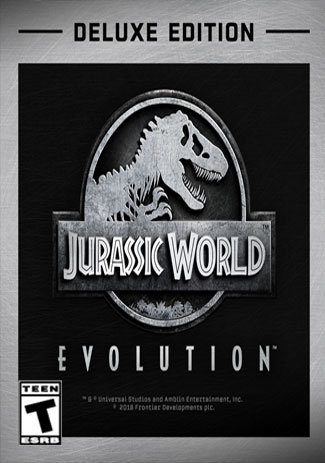 Official Jurassic World Evolution Deluxe (PC)