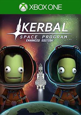 Official Xbox One Kerbal Space Program Enhanced Edition (Xbox One Download Code/EU)