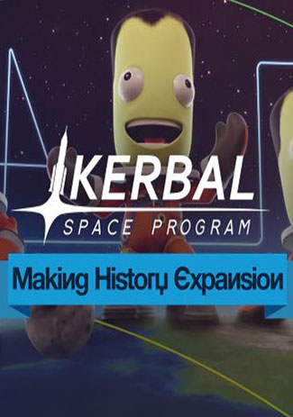 Official Kerbal Space Program: Making History Expansion (PC/Mac)