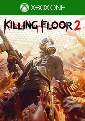Official Xbox One Killing Floor 2 (Xbox One Download Code/EU)