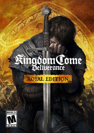 Official Kingdom Come Deliverance  Royal Edition (PC/EU)