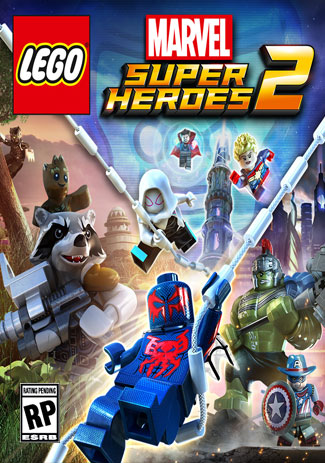 Official LEGO Marvel Super Heroes 2 (PC/EU)