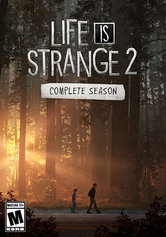 Official Life is Strange 2 Complete Season (PC)