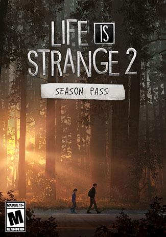 Official Life is Strange 2 Season Pass (PC)