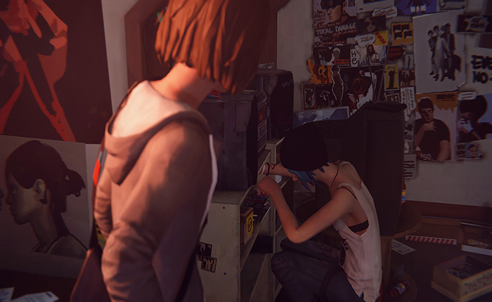 Official Life is Strange Complete Season (Episodes 1-5) (PC)