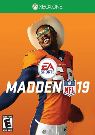 Official Madden NFL 19 (Xbox One Download Code)