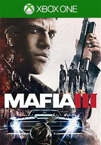 Official Xbox One Mafia 3 (Xbox One Download Code/US)