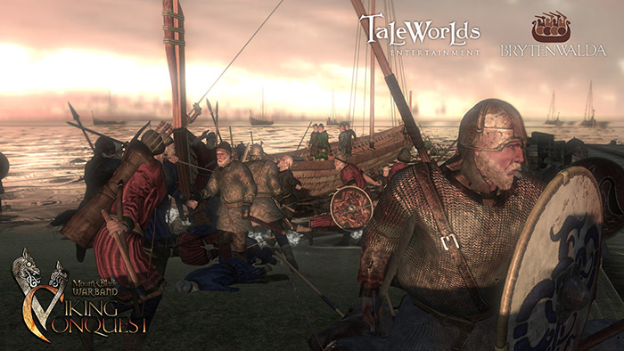Official Mount & Blade: Warband - Viking Conquest DLC (PC/Mac/Linux)