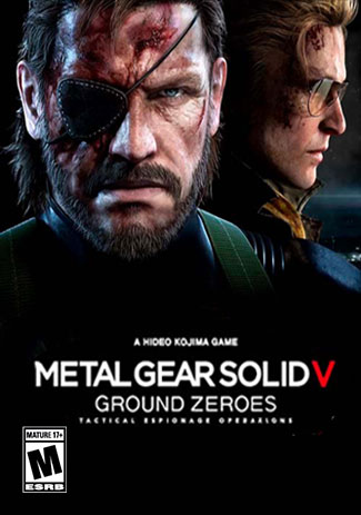 Official Metal Gear Solid V :Ground Zeroes (PC)