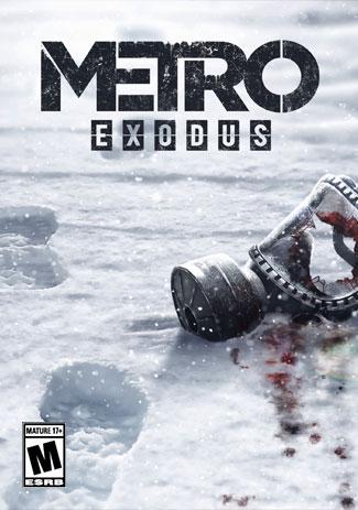 Official Metro Exodus (PC/Epic Key/EU)