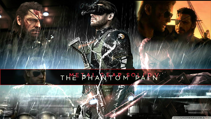 Official Metal Gear Solid V - The Phantom Pain (PC)