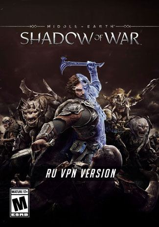 Official Middle-earth: Shadow of War (PC/RU)