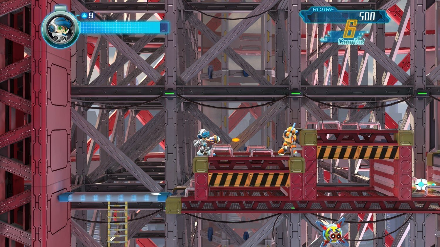 Official Mighty No. 9 (PC)